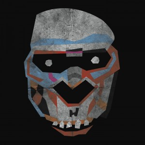 Ebola Ape Dance In Haze (cover art by Bartosz Polak) Sonaris Music Review
